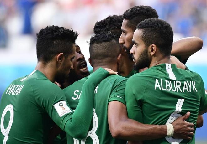 Saudi Arabia phu nhan 'cau trom' song World Cup tu Qatar hinh anh