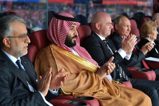 Saudi Arabia phu nhan 'cau trom' song World Cup tu Qatar hinh anh 2