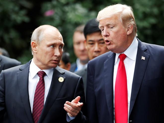 Hoi nghi thuong dinh Trump - Putin se ban ve chien su Syria hinh anh