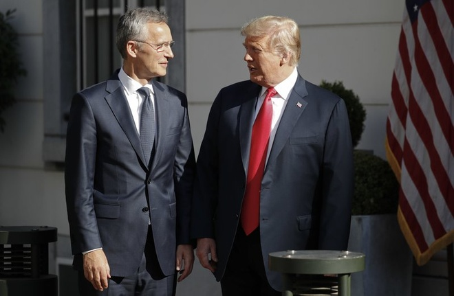 Trump canh bao Nga bien nuoc Duc thanh con tin hinh anh 2