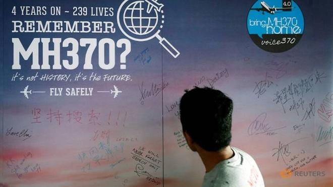 Malaysia sap cong bo bao cao ve MH370 mat tich sau 4 nam hinh anh