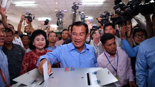 Vuong Nghi: Trung Quoc la ban than nhat cua Campuchia hinh anh 2