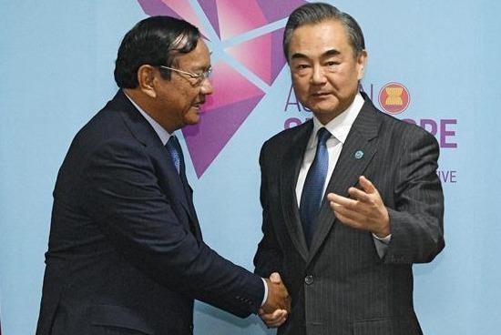 Vuong Nghi: Trung Quoc la ban than nhat cua Campuchia hinh anh