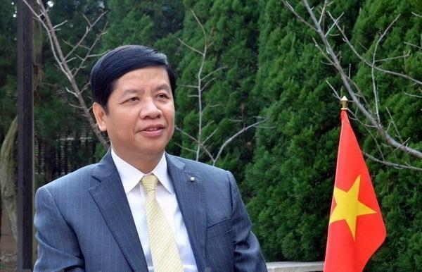 Dai su Viet Nam tai Nhat: Chu dong tham muu Cach mang cong nghiep 4.0 hinh anh