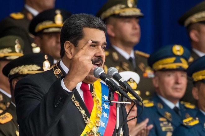 My phu nhan lien quan den vu am sat hut tong thong Venezuela hinh anh