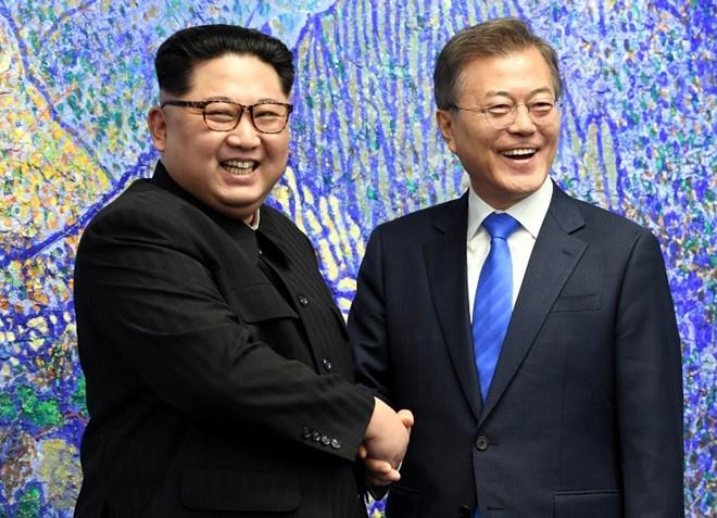 TT Han Quoc se den Binh Nhuong gap ong Kim Jong Un vao thang 9 hinh anh