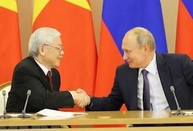 Viet Nam - Lien bang Nga ky ket nhieu van kien hop tac hinh anh
