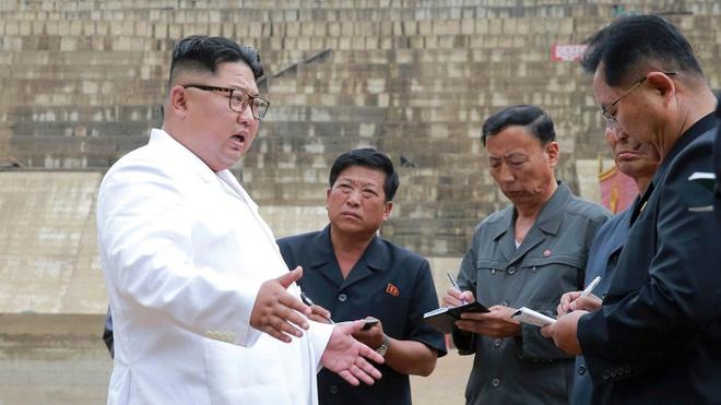 Kim Jong Un chuyen huong phat trien: Noi bat an xen giua niem lac quan hinh anh