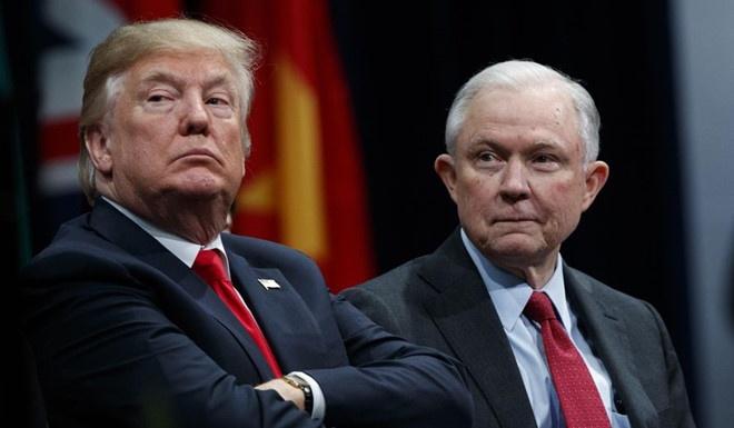 Trump duong dau voi dao chinh anh 2