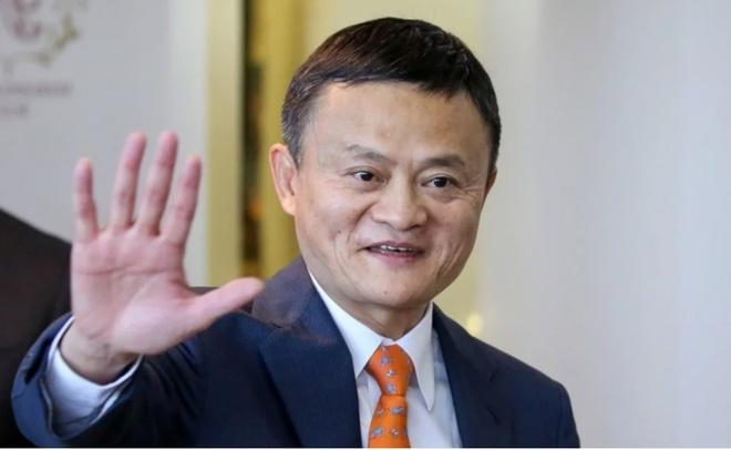 TT Putin hoi Jack Ma: Con tre vay sao anh nghi huu? hinh anh