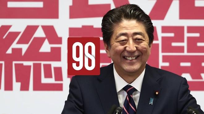 90S: Chien thang cua ong Abe va co hoi sua hien phap hoa binh Nhat Ban hinh anh