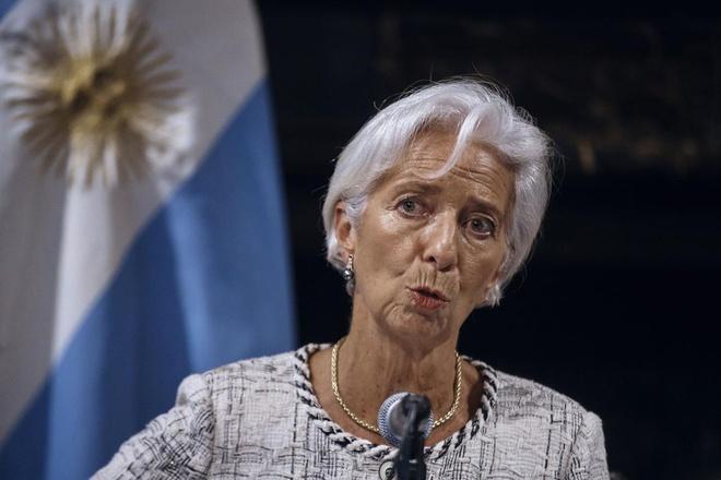 Argentina nhan khoan vay ky luc 57 ty USD tu IMF hinh anh