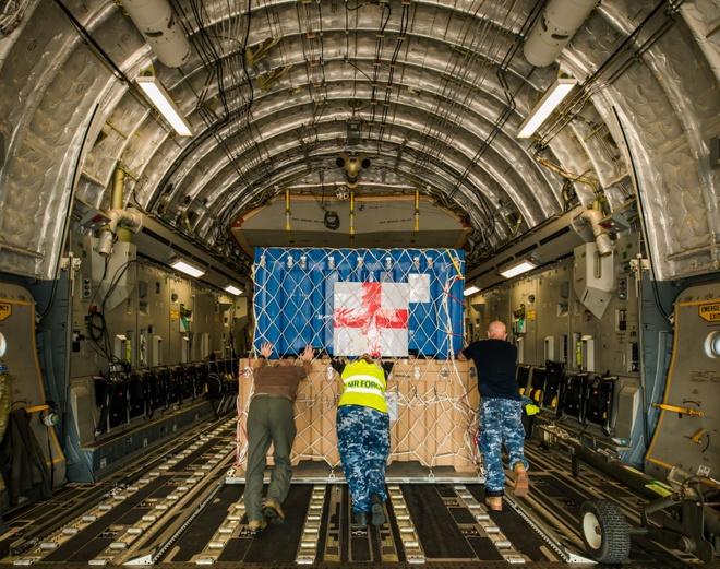 C-17 roi TP.HCM, dua chien si Viet Nam lam nhiem vu gin giu hoa binh hinh anh 3