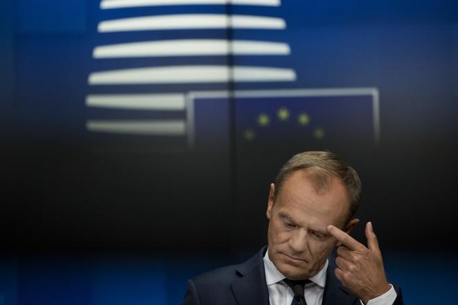 Anh, EU muon cho Brexit them thoi gian sau thuong dinh 'tay trang' hinh anh 3