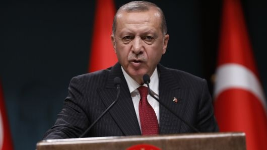 TT Erdogan: Diep vien Saudi am muu sat hai ong Khashoggi tu rat lau hinh anh