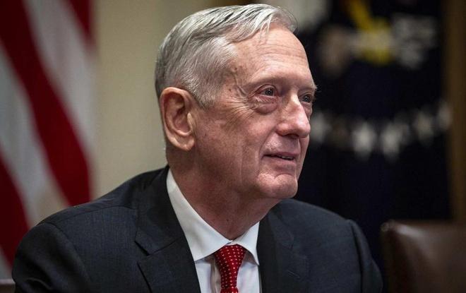 Bo truong Mattis tran an NATO ve cang thang hat nhan Nga - My hinh anh