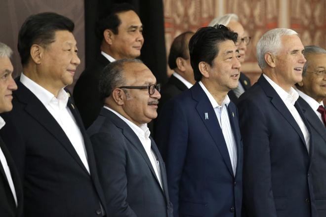 Sau cang thang APEC, cho doi 'them ap luc' giua ong Trump - Tap o G20 hinh anh
