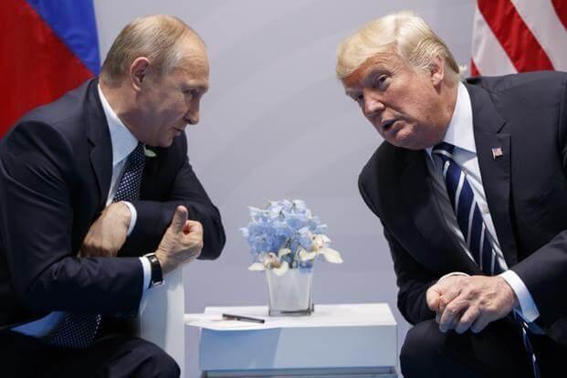 Thuong dinh Trump - Putin do vo vi cang thang Ukraine hinh anh