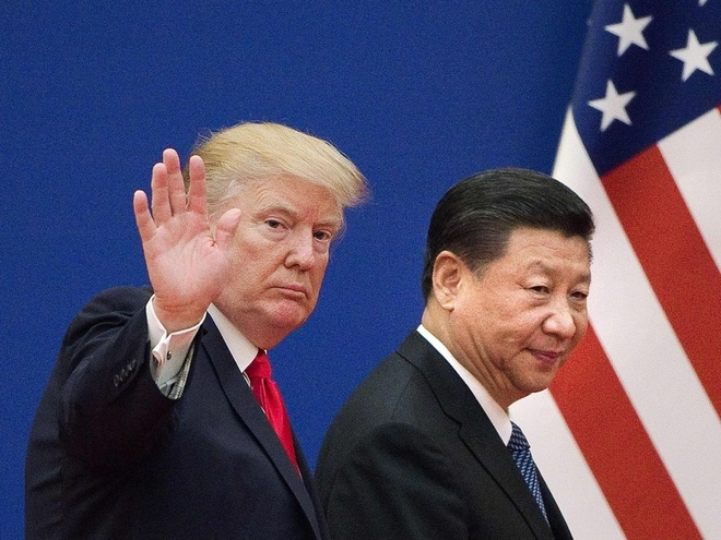 Cuoc gap Trump - Tap ket thuc trong vo tay, hai ben dinh chien doi dau hinh anh