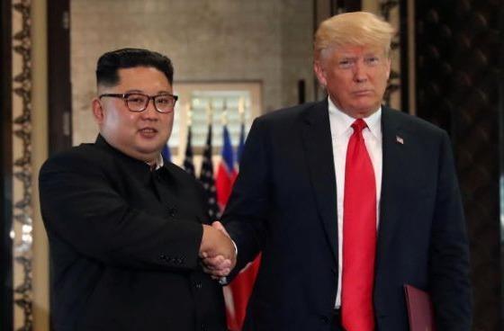 TT Trump hua dap ung nguyen vong cua ong Kim Jong Un hinh anh