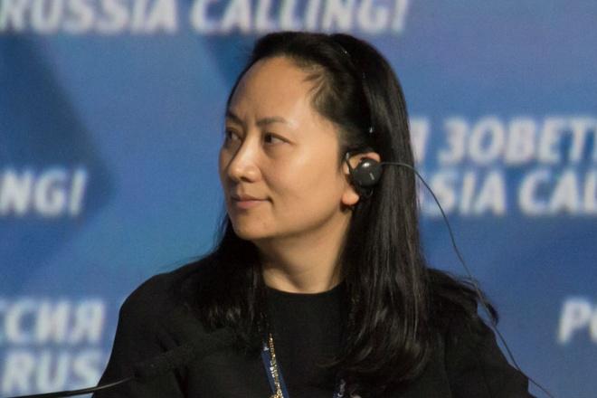 Trung Quoc cao buoc Canada doi xu 'vo nhan dao' voi CFO Huawei hinh anh