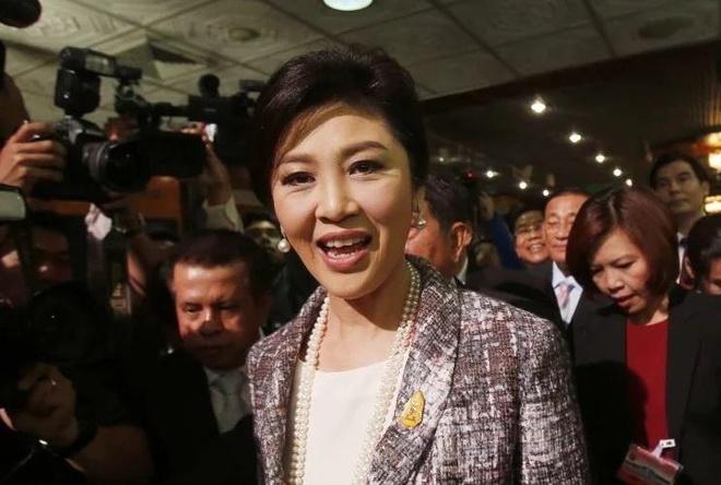 Campuchia phu nhan cap ho chieu cho ba Yingluck hinh anh