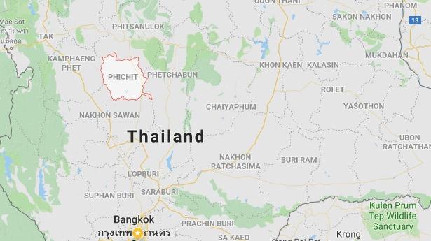 Ro tin don d.ao chinh o Thai Lan, canh sat trong tinh trang bao dong hinh anh 2