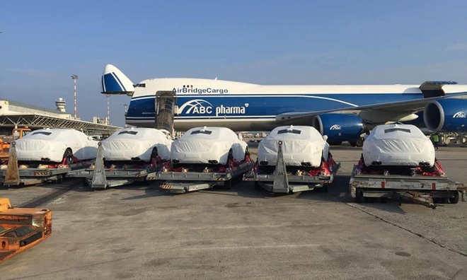 Hang tram xe sang 'mat tich' sau hoi nghi APEC o Papua New Guinea hinh anh 2