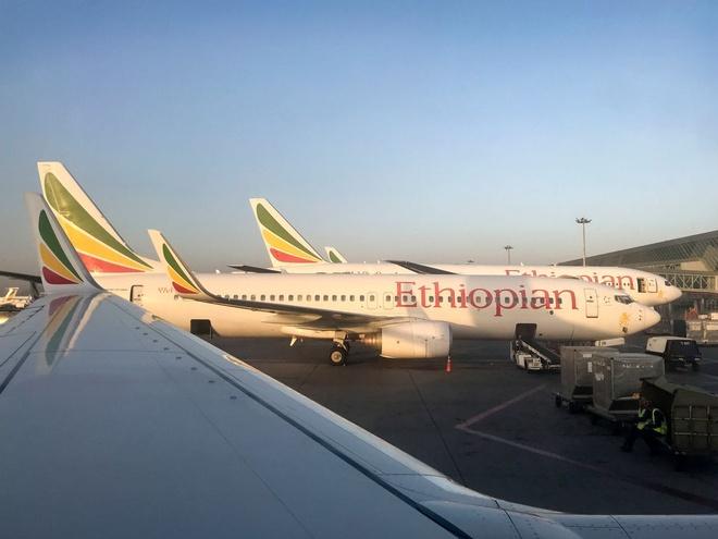 Ra cổng trễ 2 phút, hành khách máy bay Ethiopia thoát chết