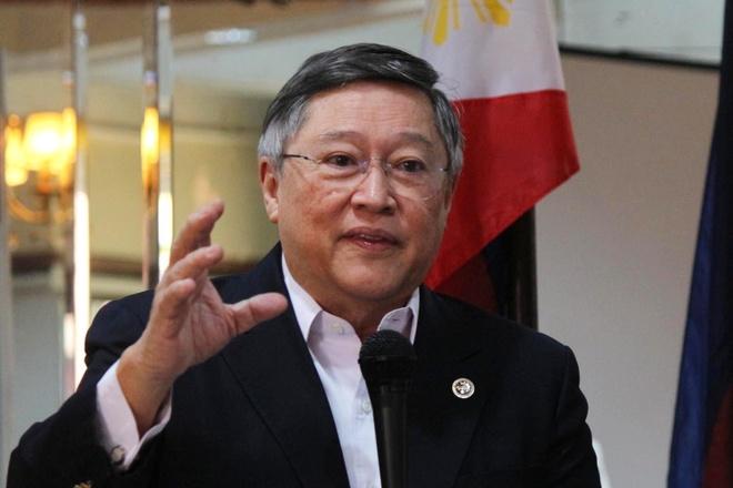 Bo truong Philippines: Quyet khong roi vao bay no Trung Quoc hinh anh 1
