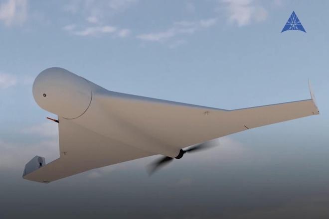 Can canh UAV 'danh bom cam tu' cua Nga pha huy muc tieu hinh anh