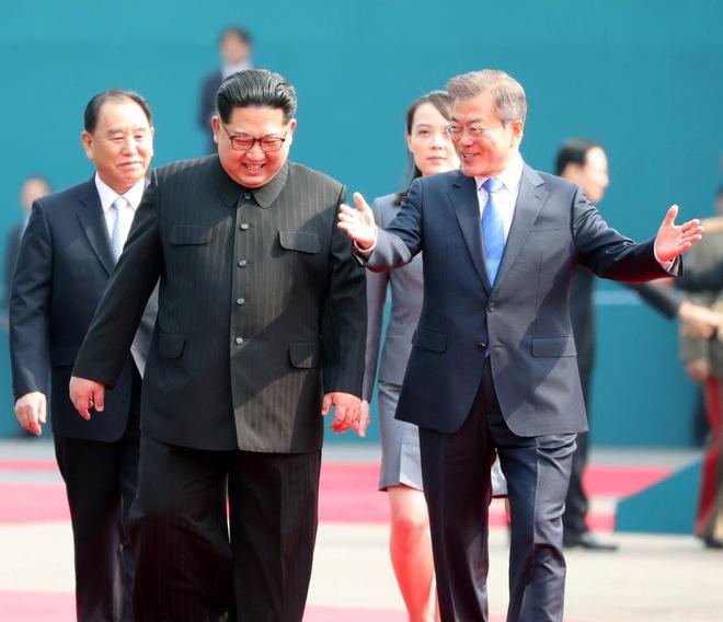 thuong dinh ASEAN va ban dao Trieu Tien anh 1