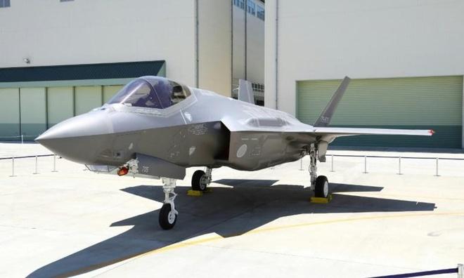 Nhat tam dung toan bo sieu tiem kich F-35 sau vu roi may bay hinh anh 1