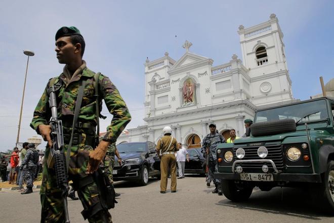 Canh sat Sri Lanka tim thay 87 kip no o tram xe buyt thu do hinh anh 1