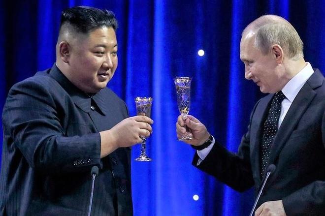 TT Putin muon hoi sinh dam phan 6 ben, dam bao an ninh cho Trieu Tien hinh anh 2