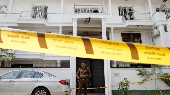 Vo nghi pham khung bo Sri Lanka cho no bom tu sat cung 3 dua con hinh anh 2