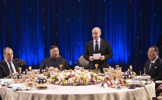 TT Putin muon hoi sinh dam phan 6 ben, dam bao an ninh cho Trieu Tien hinh anh 1