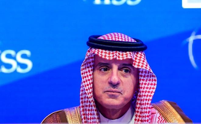Saudi Arabia 'san sang dap tra chien tranh' truoc Iran hinh anh 1