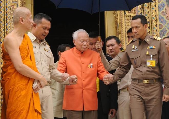 Co van hoang gia quyen luc cua Thai Lan qua doi o tuoi 98 hinh anh 1