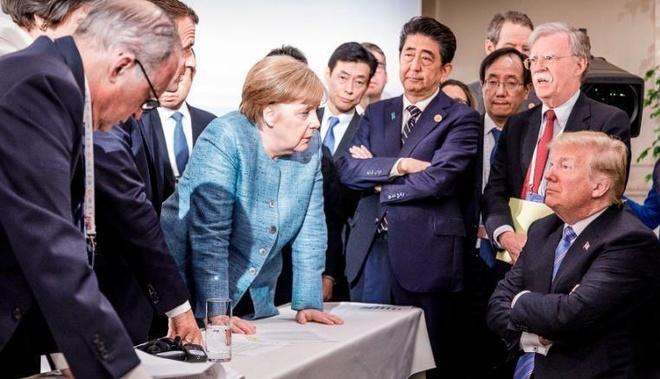 Thu tuong Merkel canh bao 'the luc hac am' troi day o chau Au hinh anh 2