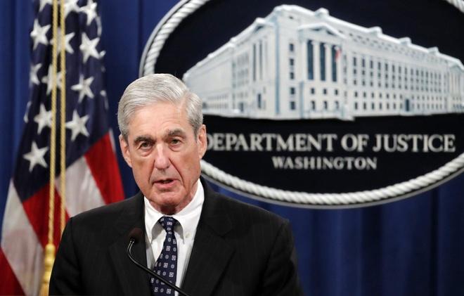 Tong thong Trump noi doa, cong kich uy tin cua Robert Mueller hinh anh 3