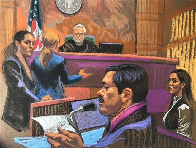 Toa doi El Chapo nop 12,6 ty USD, luat su noi 'mot dong con khong co' hinh anh 1