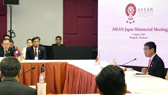 Nhật Bản lo ngại tình hình Biển Đông 'xấu đi qua từng năm'
