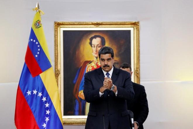 dong bang tai san chinh quyen Venezuela anh 1