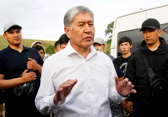 bat cuu tong thong Kyrgyzstan anh 3