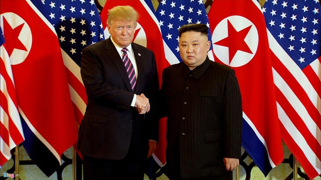Kim Jong Un gui thu cho ong Trump anh 1