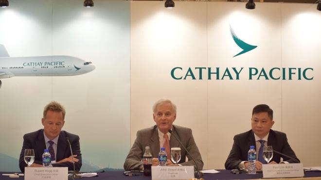 CEO Cathay Pacific tu chuc giua suc ep tu TQ ve bieu tinh Hong Kong hinh anh 2