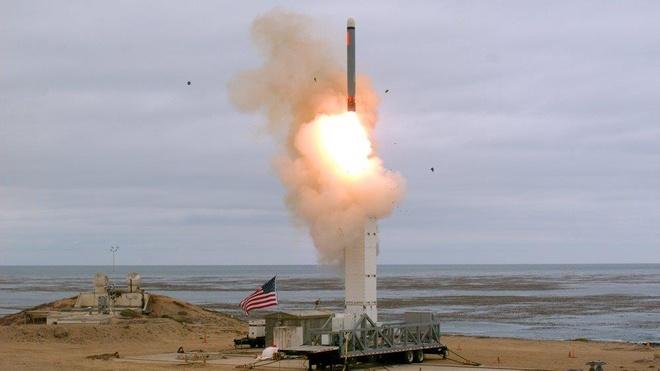 Mỹ thử tên lửa bị cấm suốt hơn 30 năm qua