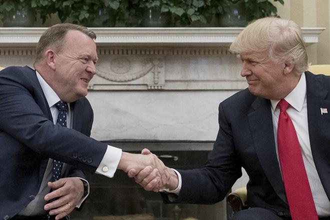 Den luot cuu thu tuong Dan Mach 'dau khau' voi TT Trump hinh anh 2