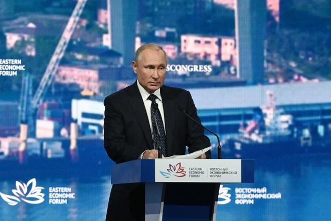 TT Putin: Hay de Nga va Trung Quoc tro lai G7 hinh anh 1